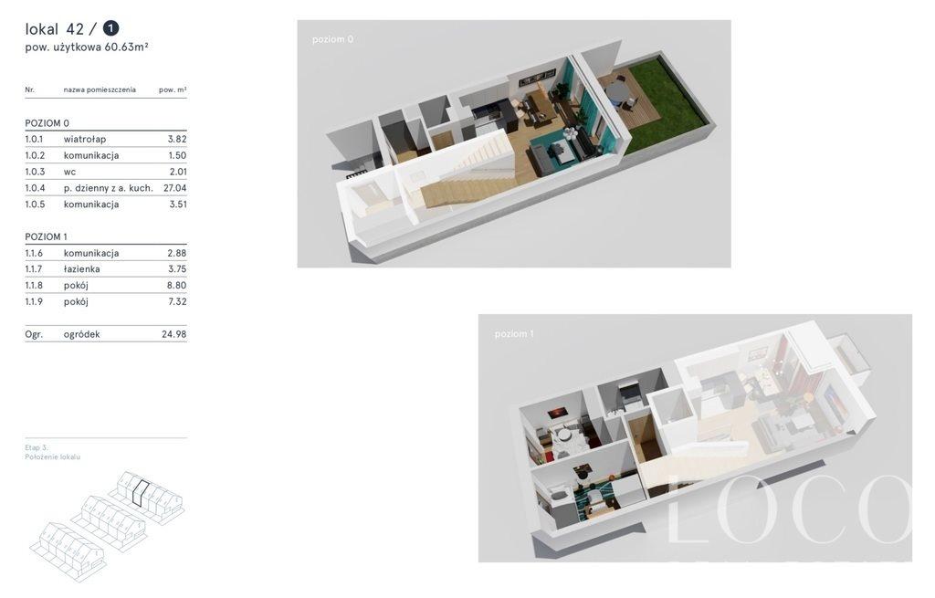 Dom na sprzedaż Wieliczka  61m2 Foto 6