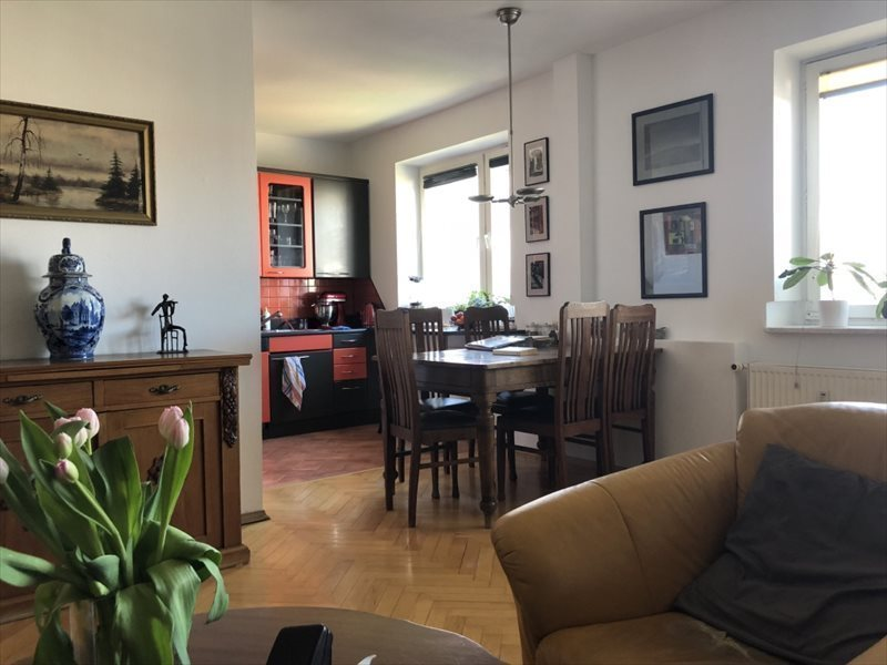 Mieszkanie trzypokojowe na sprzedaż Warszawa, Ursynów, Pod Lipą  79m2 Foto 1