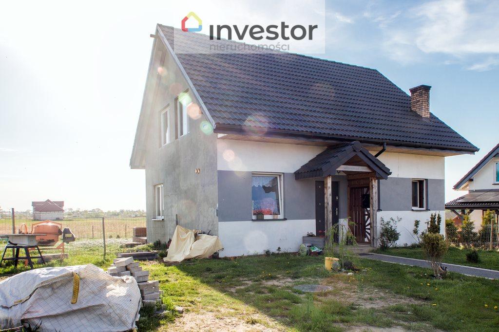 Dom na sprzedaż Chłopy, Widokowa  71m2 Foto 2