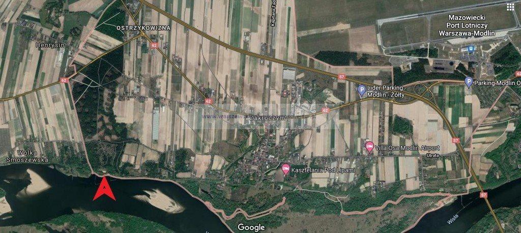 Działka budowlana na sprzedaż Zakroczym, Uroczysko  7979m2 Foto 3
