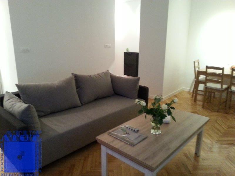 Mieszkanie dwupokojowe na wynajem Gliwice, Centrum, Ksawerego Dunikowskiego  44m2 Foto 1