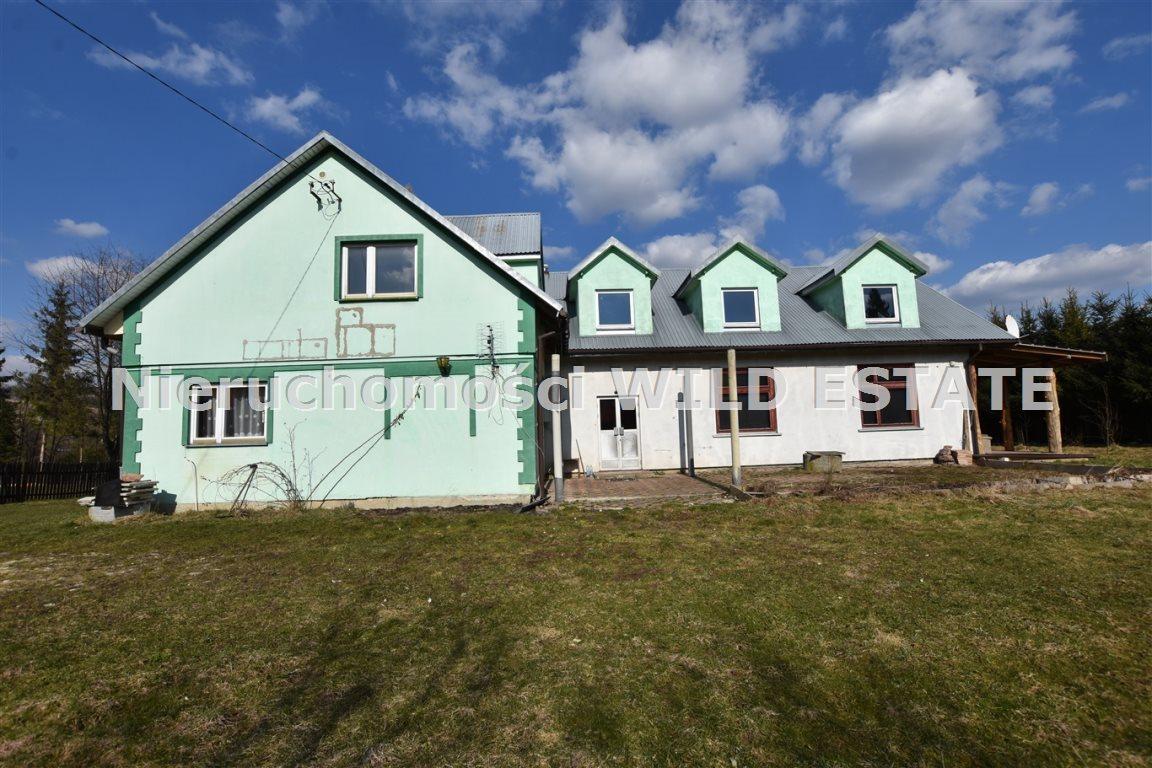 Dom na sprzedaż Ustrzyki Dolne, Ustrzyki Dolne  369m2 Foto 2