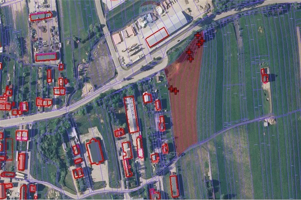 Działka przemysłowo-handlowa na sprzedaż Nowy Targ  8876m2 Foto 5