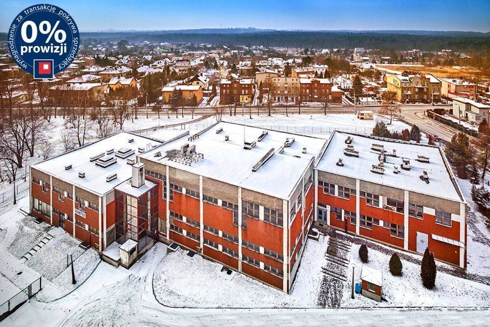 Lokal użytkowy na sprzedaż Mysłowice, Śródmieście, Brzęczkowice, Kardynała Augusta Hlonda  3397m2 Foto 1