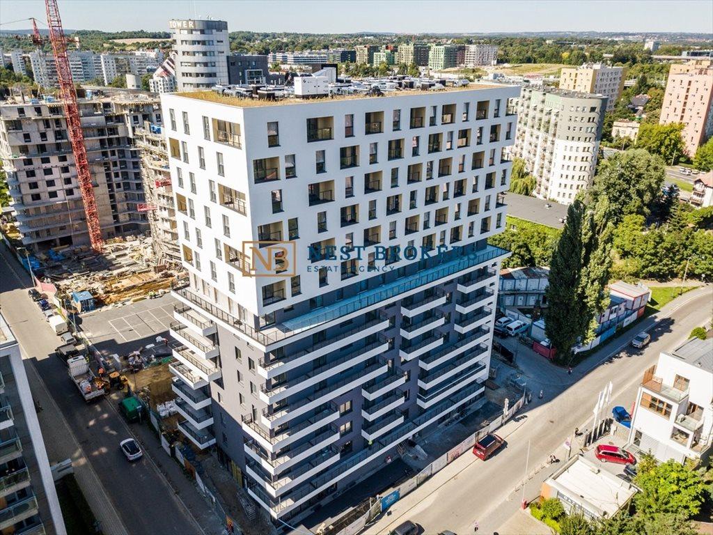Mieszkanie dwupokojowe na sprzedaż Kraków, Bronowice, Stańczyka  41m2 Foto 3