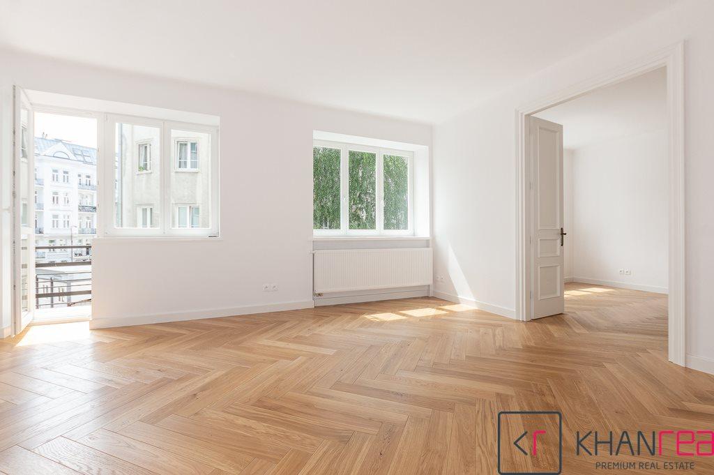Luksusowe mieszkanie trzypokojowe na sprzedaż Warszawa, Śródmieście, Jaworzyńska  93m2 Foto 3