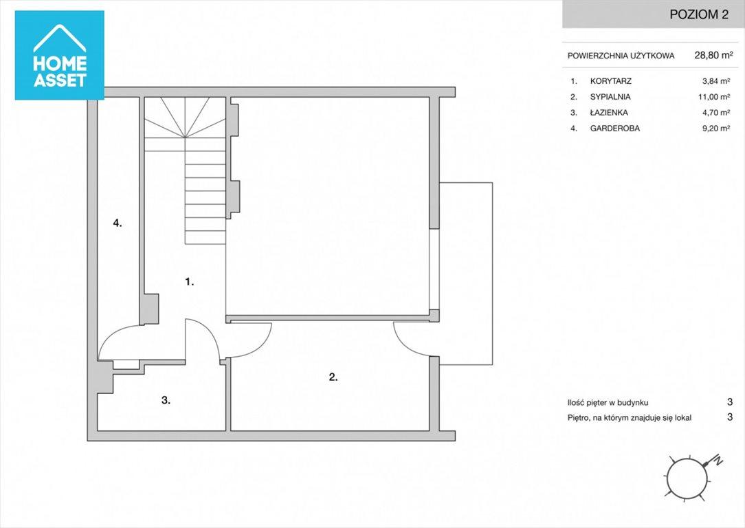 Mieszkanie czteropokojowe  na sprzedaż Rumia, Dębogórska  102m2 Foto 5