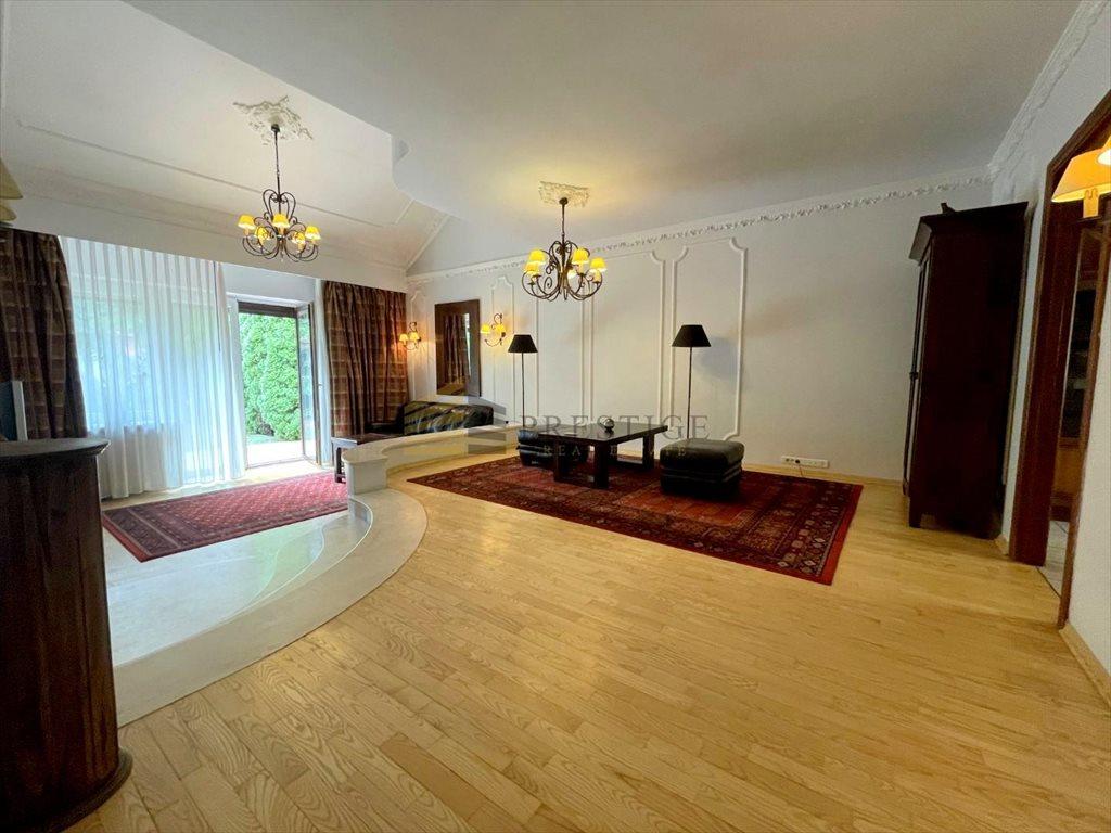 Dom na wynajem Warszawa, Praga-Południe, Saska Kępa, Libijska  240m2 Foto 2
