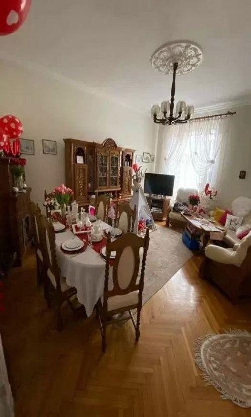 Mieszkanie trzypokojowe na sprzedaż Poznań, Grunwald, Łazarz, Blisko PAku Kasprowicza  77m2 Foto 3