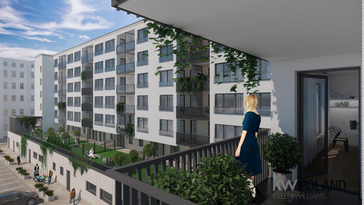 Mieszkanie trzypokojowe na sprzedaż Wrocław, Śródmieście, Kręta  54m2 Foto 1