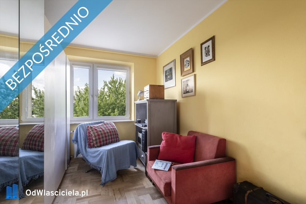 Mieszkanie trzypokojowe na sprzedaż Warszawa, Ursynów, Kazury  63m2 Foto 3