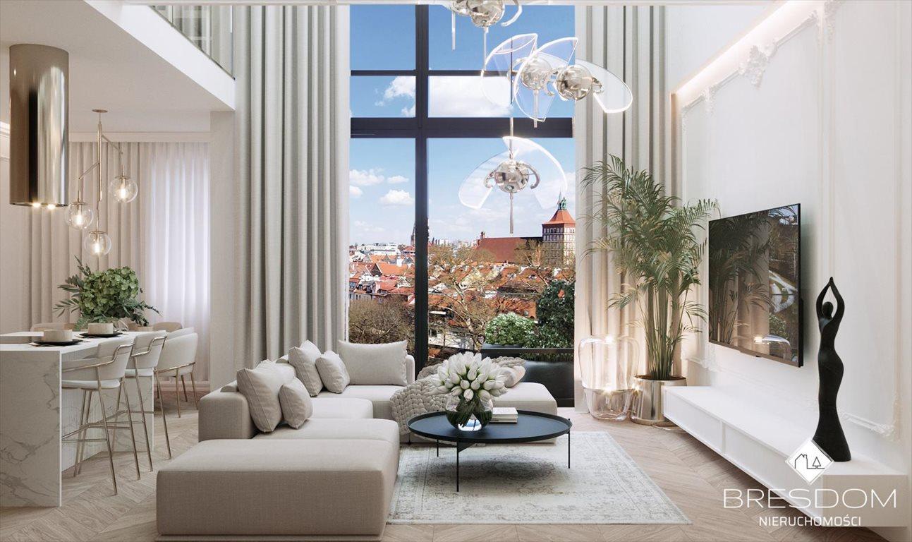 Mieszkanie czteropokojowe  na sprzedaż Olsztyn, Grunwaldzka  150m2 Foto 1