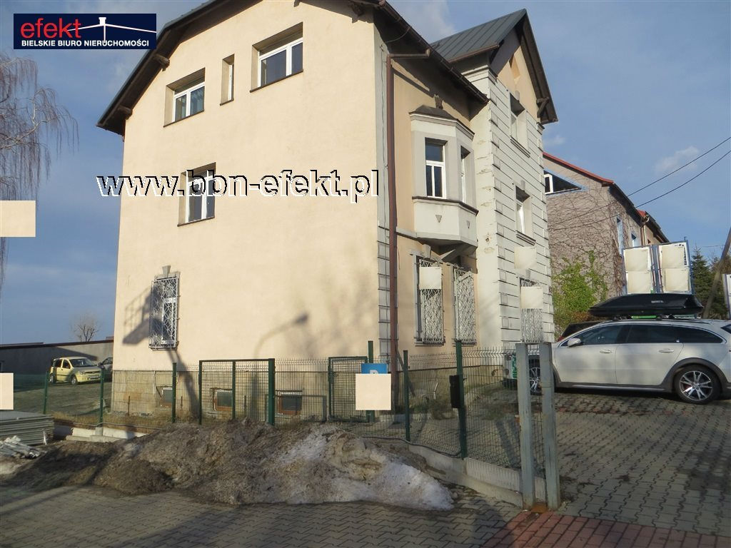 Dom na sprzedaż Bielsko-Biała, Lipnik  436m2 Foto 1