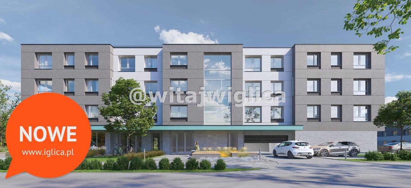 Mieszkanie trzypokojowe na sprzedaż Wrocław, Psie Pole, Sołtysowice, Poprzeczna  62m2 Foto 4