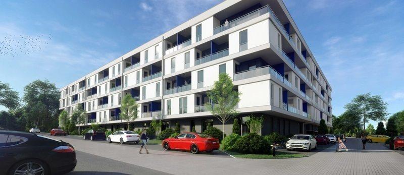 Mieszkanie dwupokojowe na sprzedaż Bielsko-Biała  42m2 Foto 1