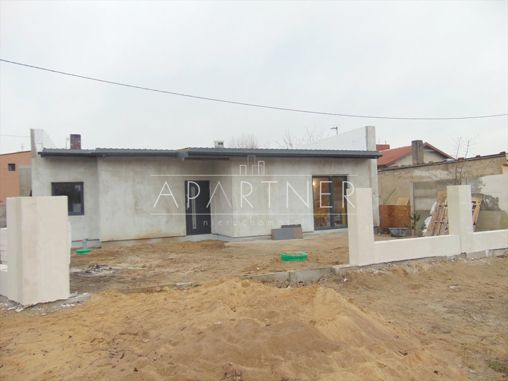 Dom na sprzedaż Pabianice  80m2 Foto 1