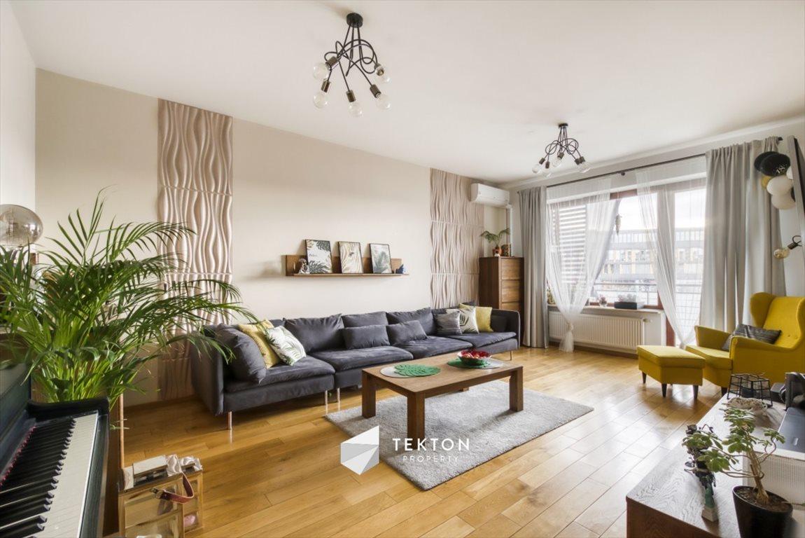 Mieszkanie trzypokojowe na sprzedaż Warszawa, Wilanów Błonia Wilanowskie, Aleja Rzeczypospolitej  90m2 Foto 1