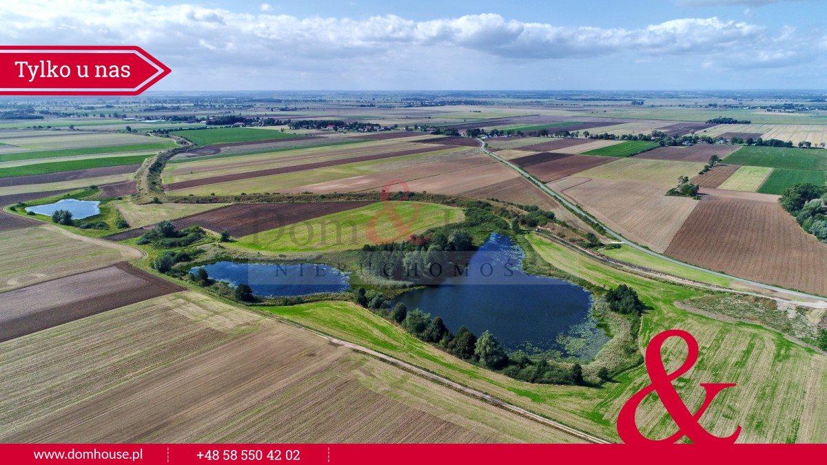Działka rolna na sprzedaż Malbork  61000m2 Foto 1