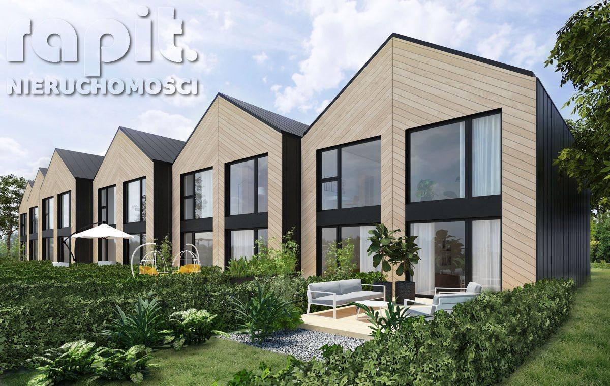 Mieszkanie czteropokojowe  na sprzedaż Myślenice, Zarabie  80m2 Foto 1