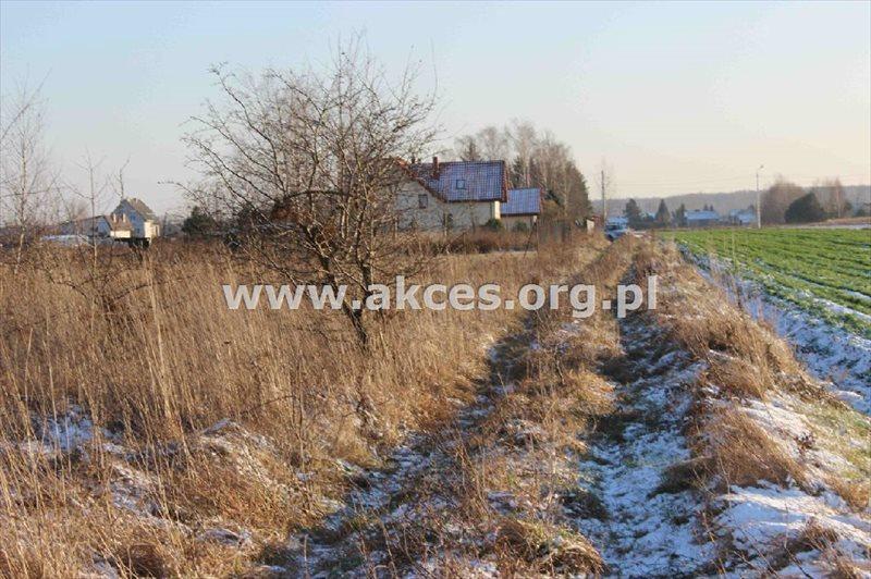 Działka rolna na sprzedaż Gołków  1261m2 Foto 5