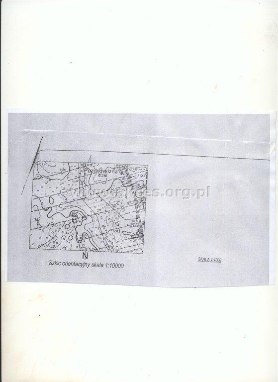 Działka inna na sprzedaż Puzdrowizna  2680m2 Foto 1