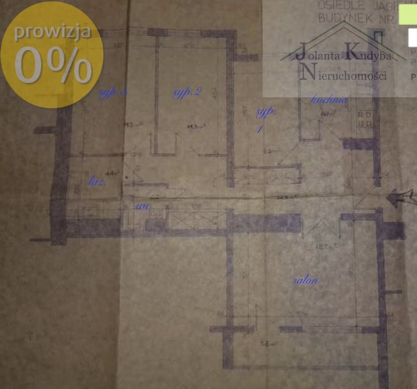 Mieszkanie czteropokojowe  na sprzedaż Warszawa, Praga-Północ, Jagiellońska  86m2 Foto 11
