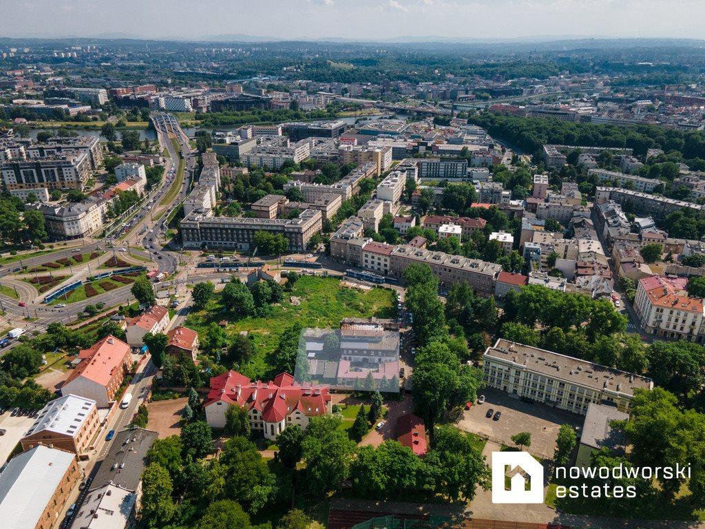 Działka budowlana na sprzedaż Kraków, Grzegórzki, Grzegórzki, Grzegórzecka  1396m2 Foto 1