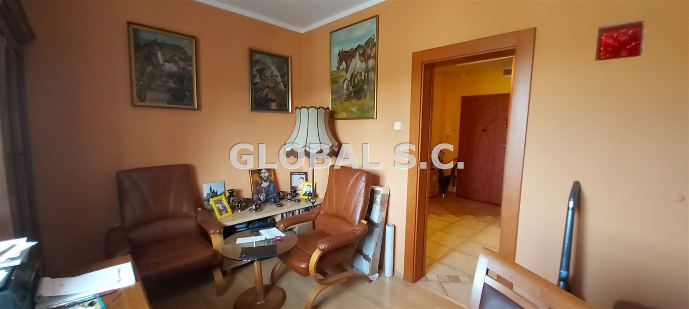 Mieszkanie trzypokojowe na sprzedaż Kraków, Bieżanów-Prokocim  66m2 Foto 3