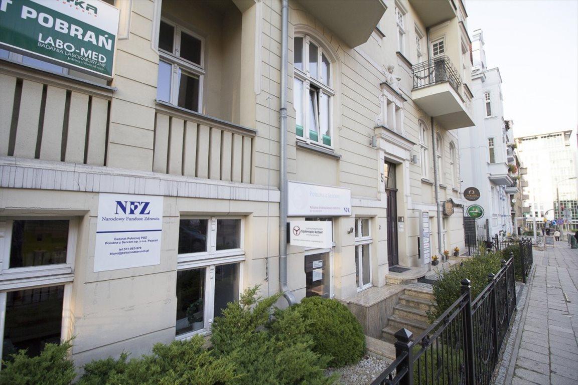 Lokal użytkowy na wynajem Poznań, Jeżyce, Adama Mickiewicza  52m2 Foto 3