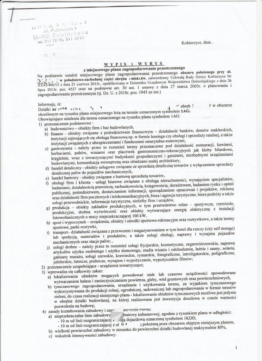 Działka przemysłowo-handlowa na sprzedaż Domasław, Południowa  24591m2 Foto 7