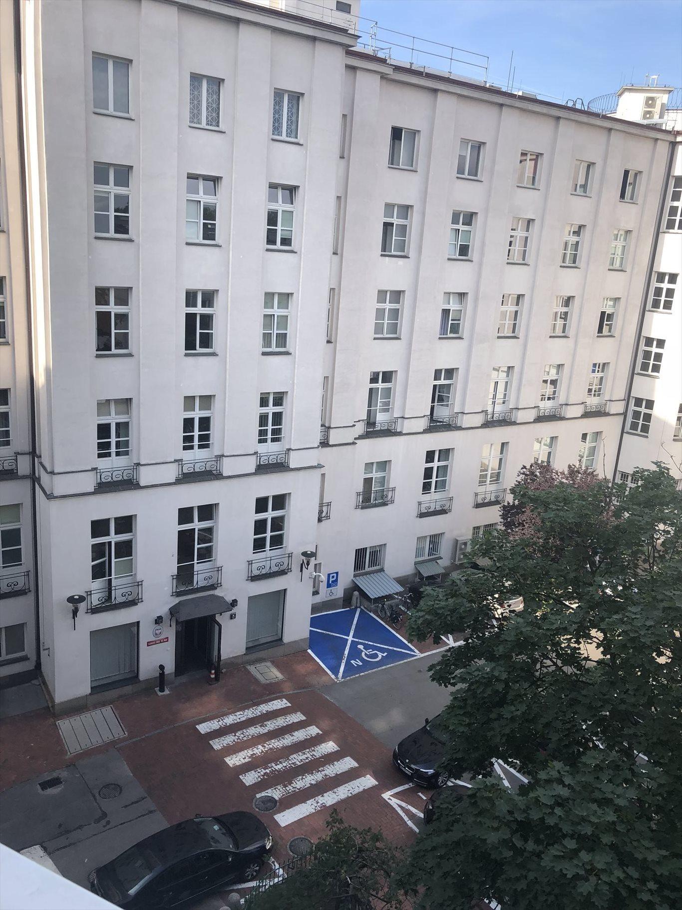 Kawalerka na wynajem Warszawa, Śródmieście, Wiejska 2  33m2 Foto 10