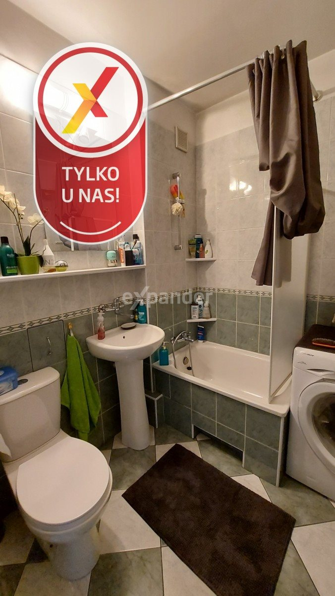 Mieszkanie dwupokojowe na sprzedaż Toruń, Na Skarpie, Kardynała Stefana Wyszyńskiego  38m2 Foto 8