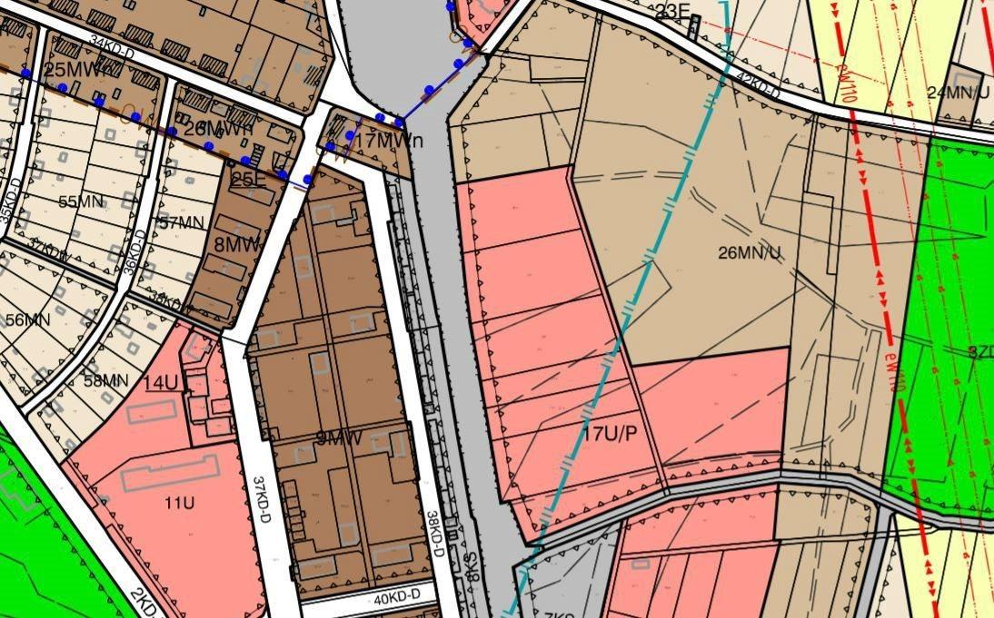 Działka budowlana na sprzedaż Chocianów  4728m2 Foto 2