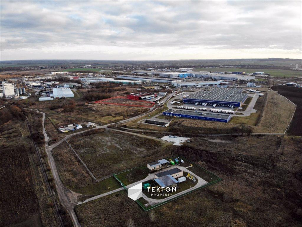 Działka przemysłowo-handlowa pod dzierżawę Pruszcz Gdański, Kupiecka  9500m2 Foto 3
