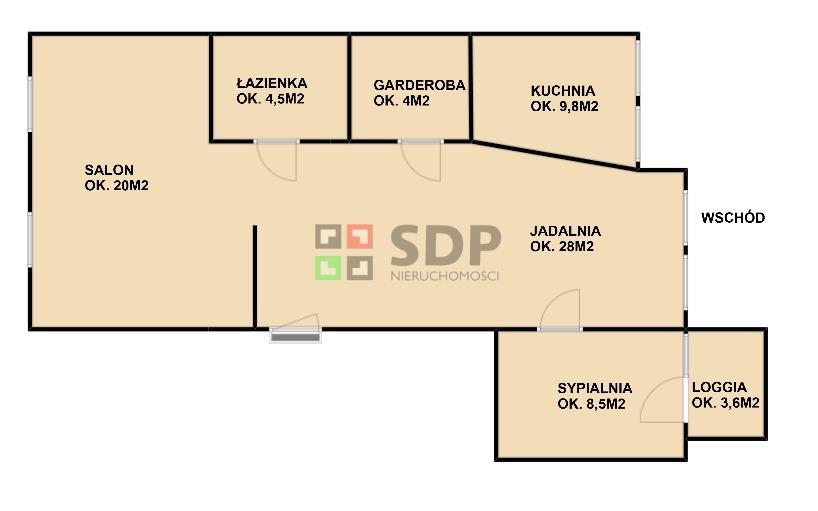 Mieszkanie trzypokojowe na sprzedaż Wrocław, Krzyki, Borek, Weigla  122m2 Foto 10