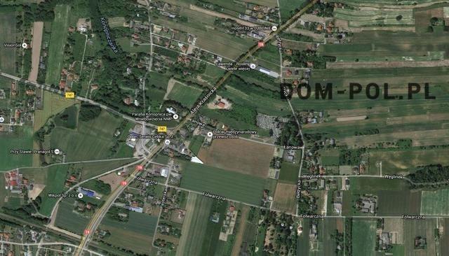 Działka budowlana na sprzedaż Lublin, Węglinek  1234m2 Foto 1