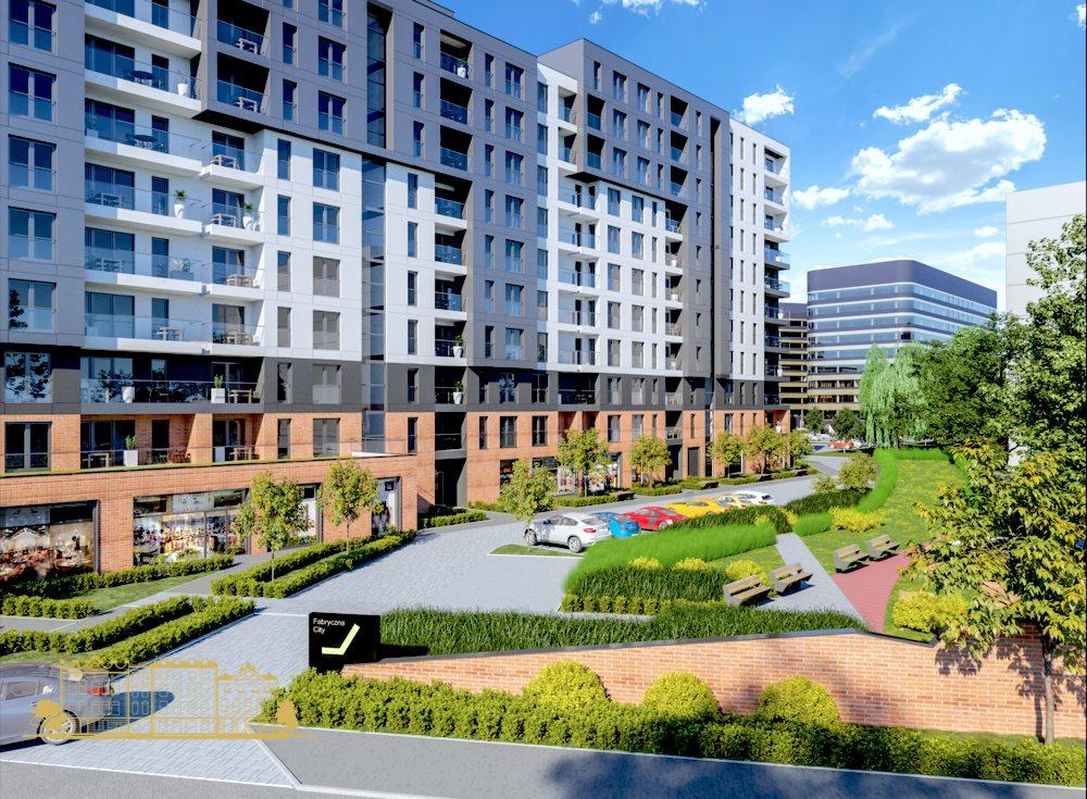 Mieszkanie trzypokojowe na sprzedaż Kraków, Grzegórzki, Grzegórzki, Fabryczna  51m2 Foto 2
