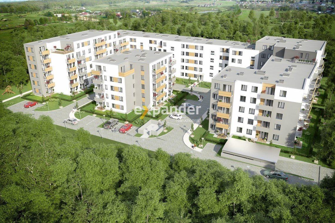 Mieszkanie czteropokojowe  na sprzedaż Poznań, Naramowice, Karpia  59m2 Foto 1