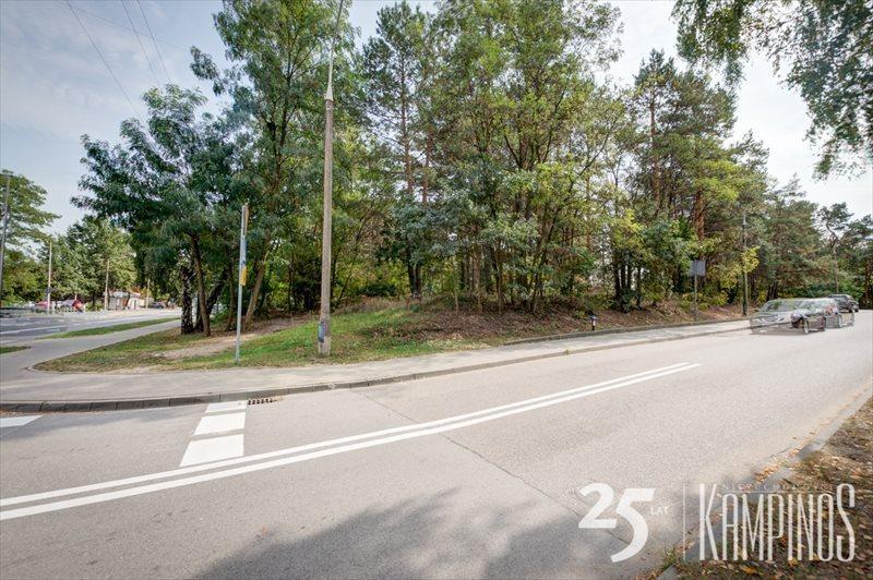 Działka leśna na sprzedaż Hornówek, Izabelin, oferta 2670  4534m2 Foto 2