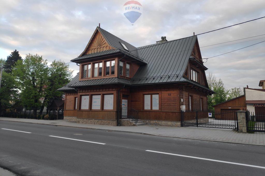 Lokal użytkowy na wynajem Nowy Targ  257m2 Foto 3