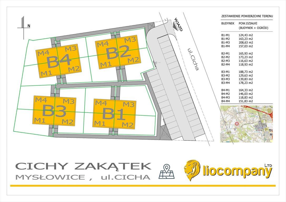 Dom na sprzedaż Mysłowice, Morgi, Cicha  128m2 Foto 1