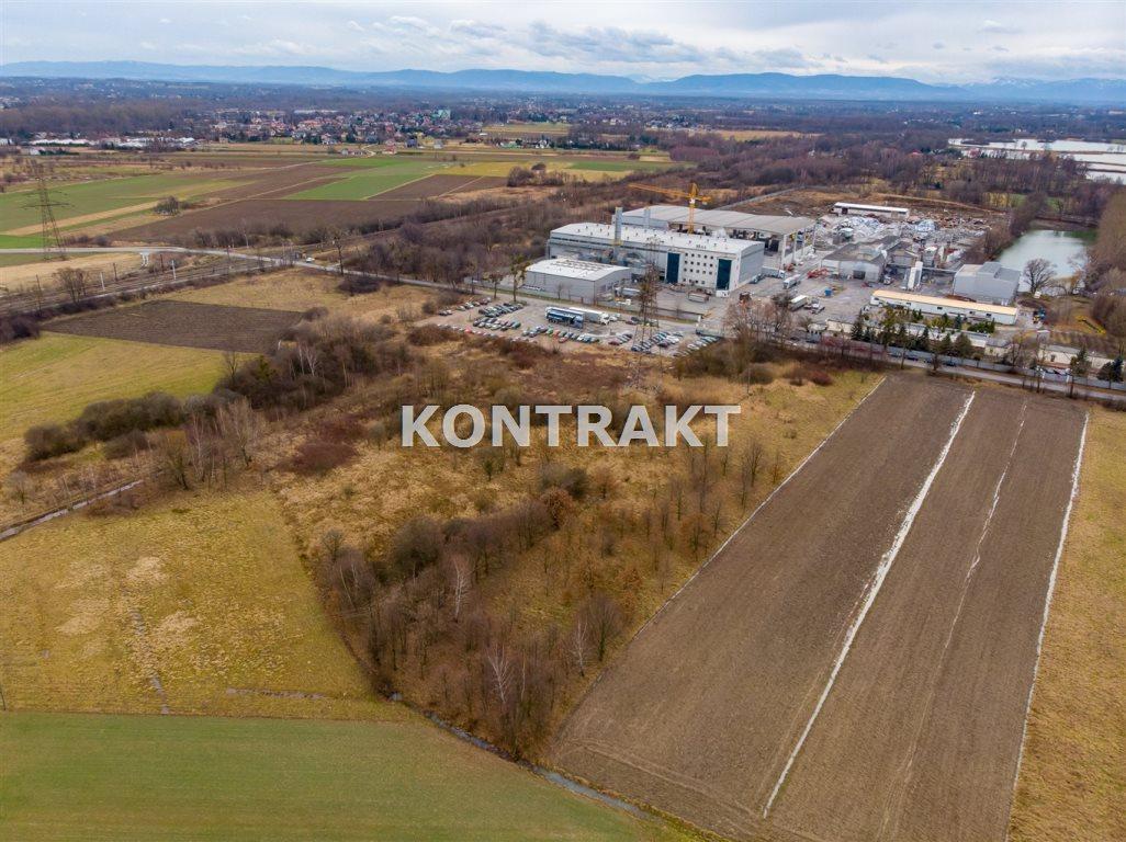 Działka inna na sprzedaż Brzezinka, Pławska  16405m2 Foto 1