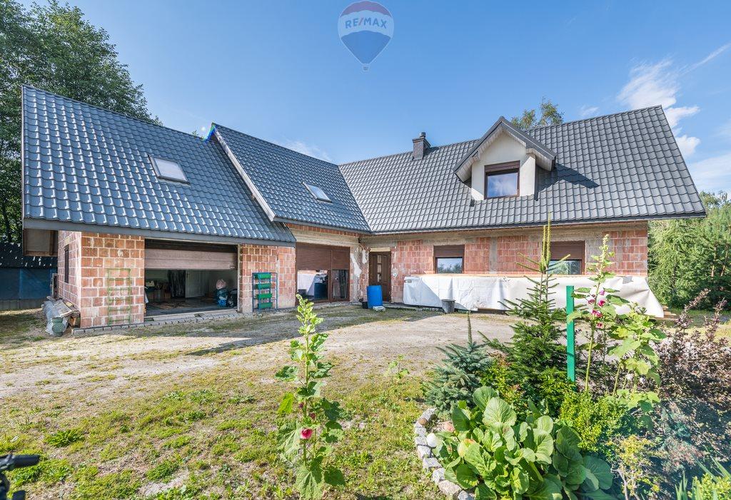 Dom na sprzedaż Ludźmierz, Nowotarska  240m2 Foto 1