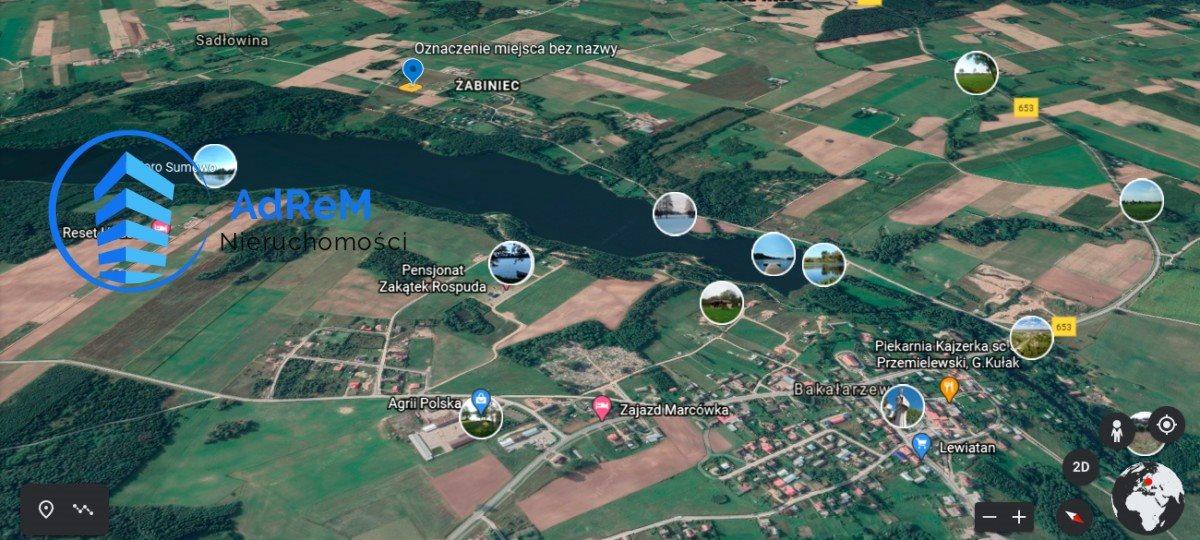 Działka przemysłowo-handlowa na sprzedaż Bakałarzewo  1453m2 Foto 5