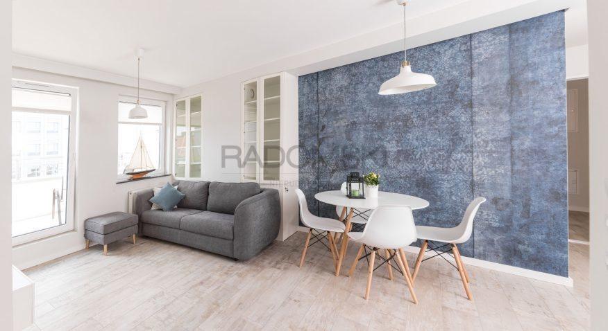 Mieszkanie dwupokojowe na wynajem Gdańsk, Śródmieście  37m2 Foto 1