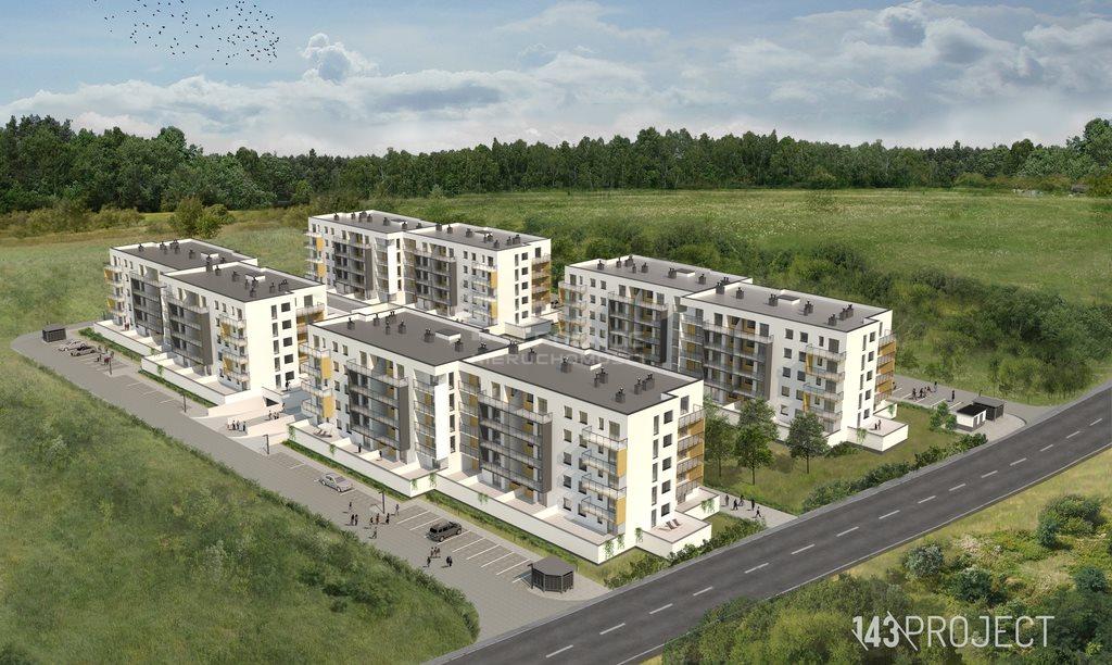 Mieszkanie trzypokojowe na sprzedaż Bolesławiec, Staroszkolna  59m2 Foto 4