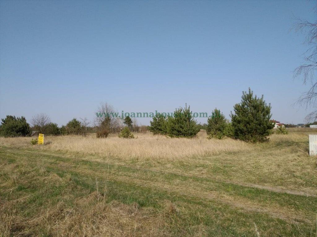 Działka rolna na sprzedaż Nowe Grochale  1246m2 Foto 4