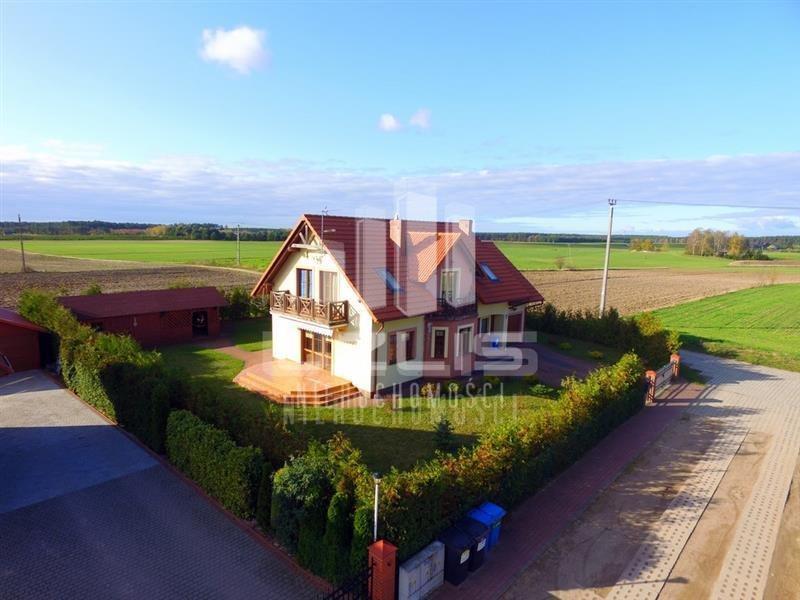 Dom na sprzedaż Lubichowo, Sosnowa  138m2 Foto 3