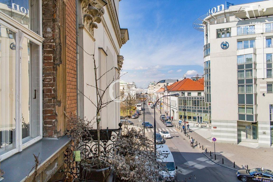 Luksusowe mieszkanie dwupokojowe na sprzedaż Warszawa, Śródmieście, Wiejska  90m2 Foto 8