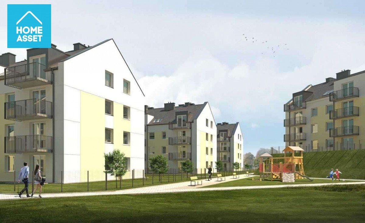 Mieszkanie czteropokojowe  na sprzedaż Rokitki, Tczewska  72m2 Foto 4